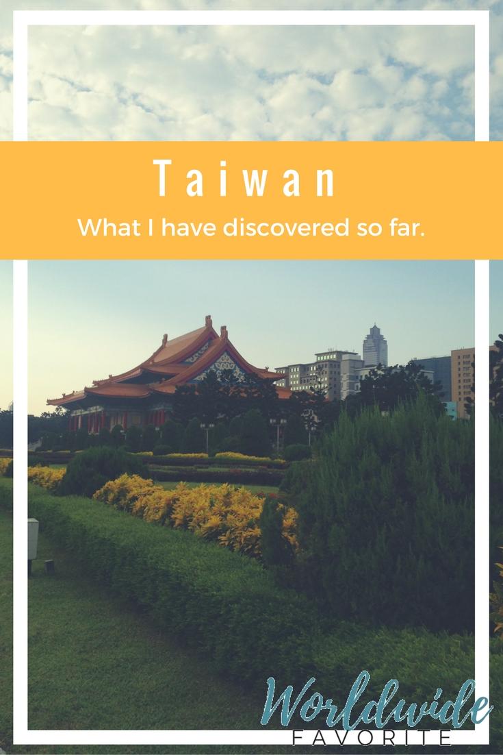 Beautiful Taiwan (1)