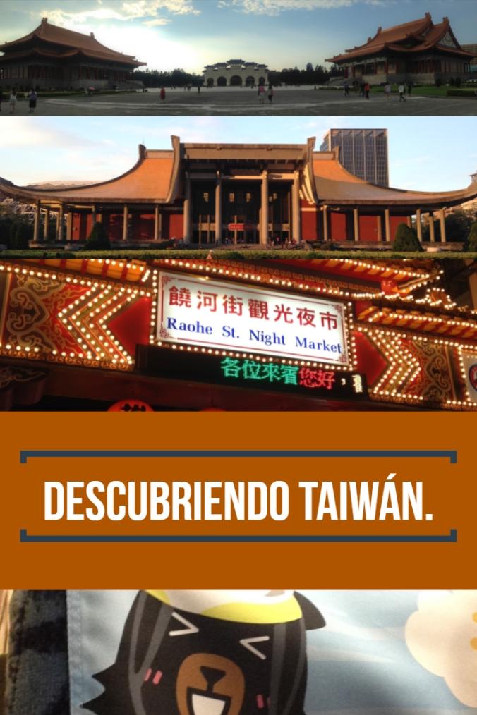 Descubriendo Taiwan